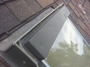 Skylight Damage Small