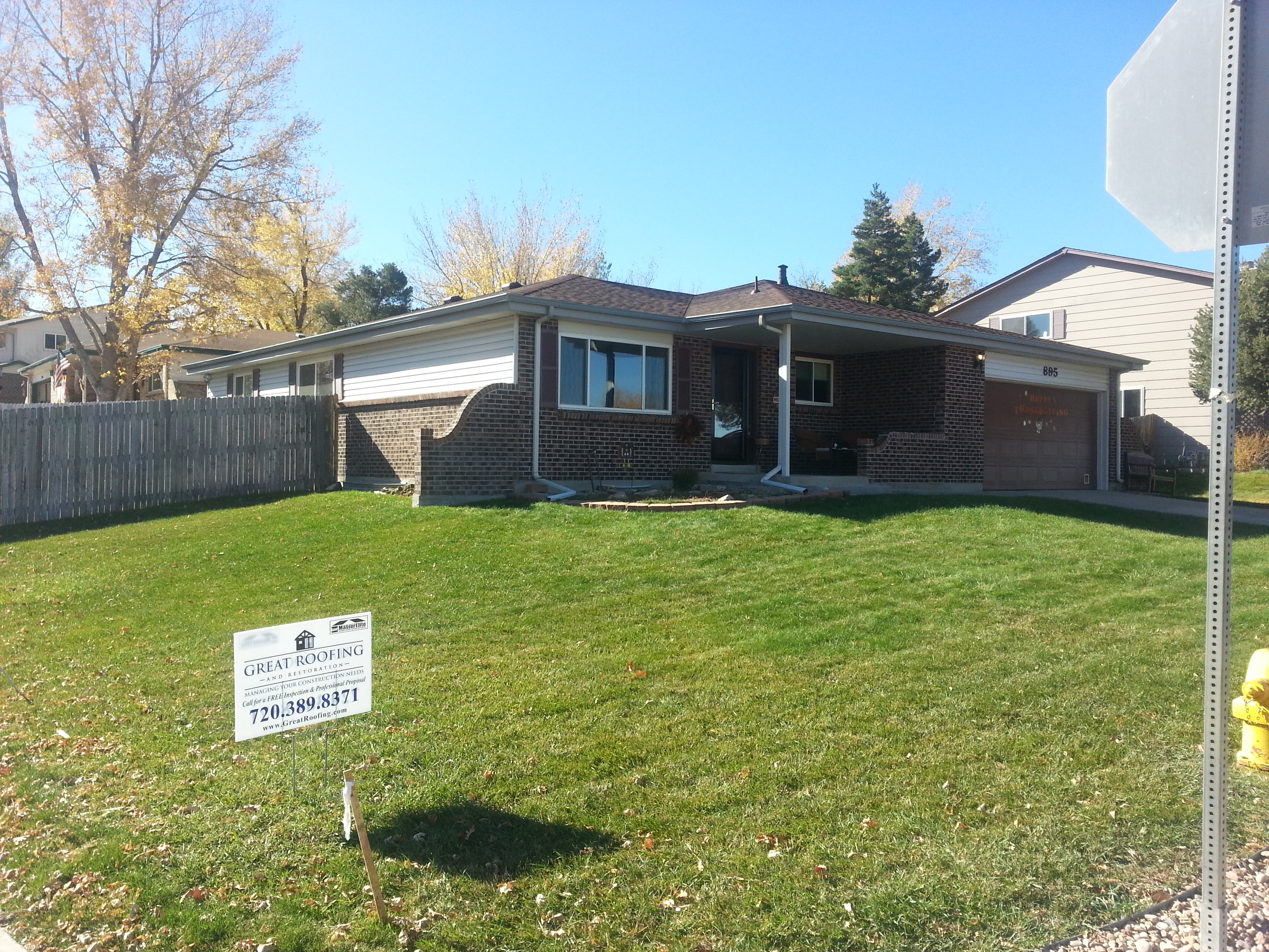Roofing Projects In Colorado Amp Ohio Great Roofing