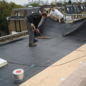 commercial roofing EPDM