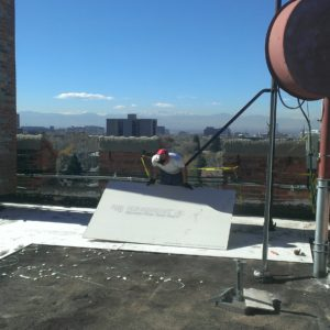 commercial roofing TPO