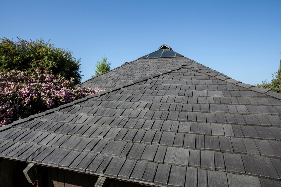 Davinci roofing installation great roofing and restoration for How much does composite decking weigh